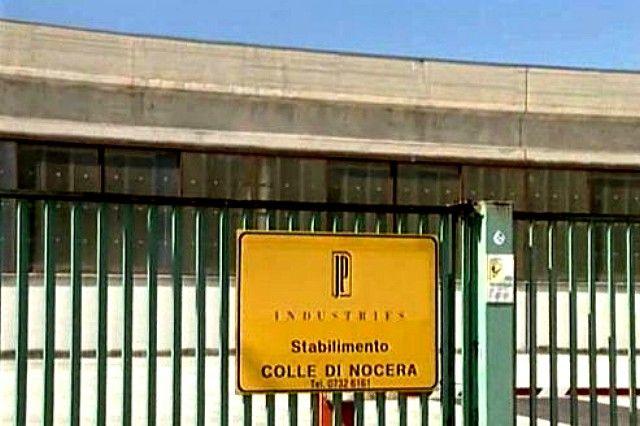 Reindustrializzazione area ex Merloni inserita nel PNRR