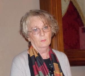 Luciana Bianco, sindaco di Panicale