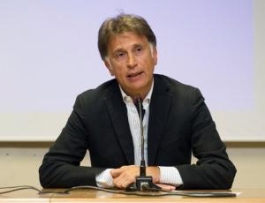 Ruggero Campi, presidente dell'Automobile club Umbria
