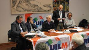 Da sinistra Claudio Bendini, Gianluca Ficco, Angelo Garofalo, Daniele Brizi, Luciano Luci