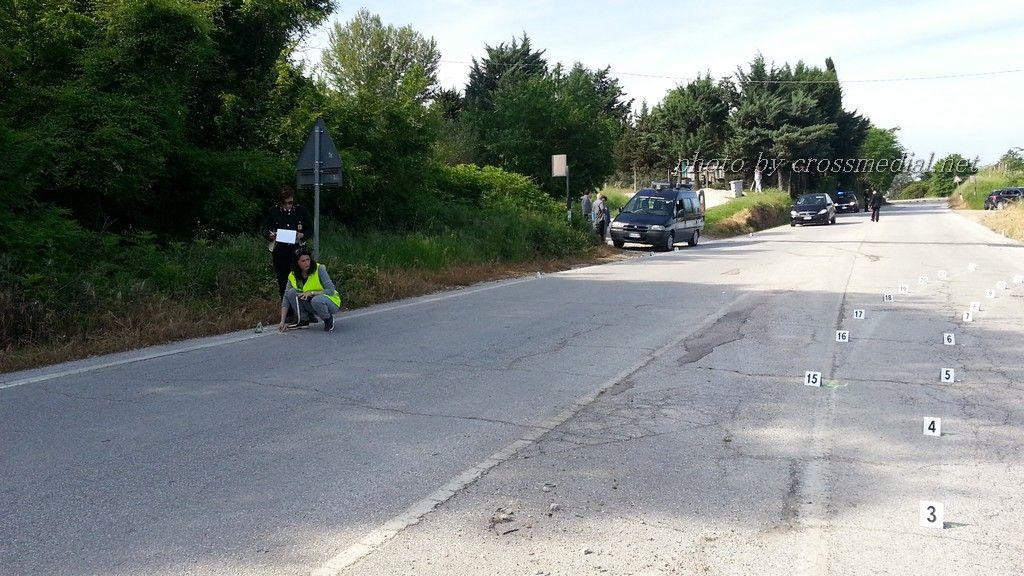 Incidente mortale a Ramazzano (14)
