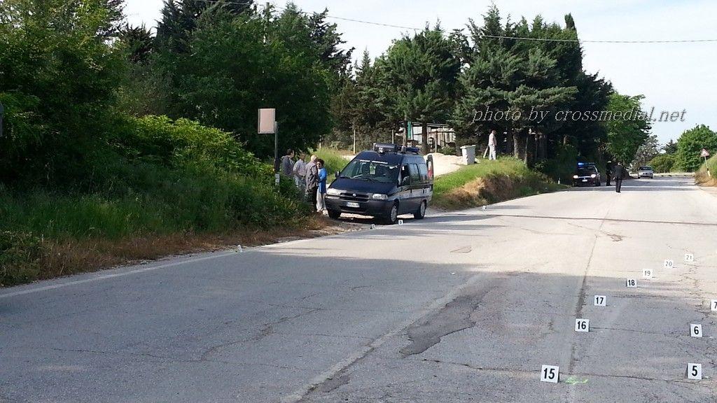 Incidente mortale a Ramazzano (15)