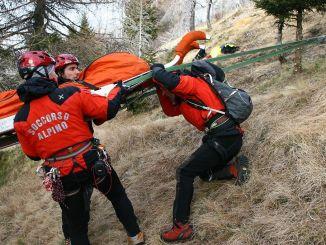 Monte Cucco, escursionisti romani salvati dal soccorso alpino