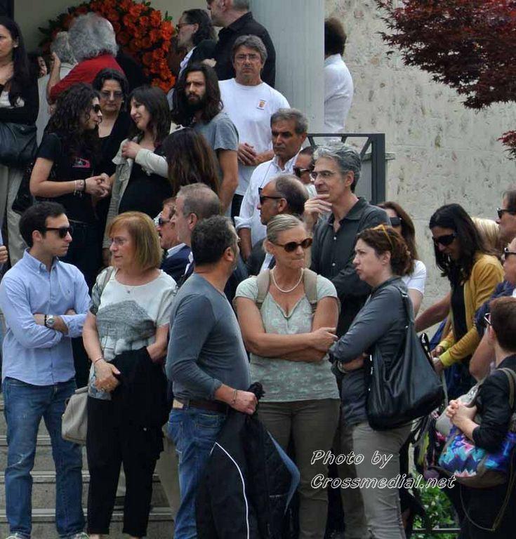 Funerali Sergio Piazzoli - con presenza Patrizia Marcagnani (18)