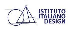 Quattro progetti pensati per altrettante aziende umbre di allievi del corso di Industrial design