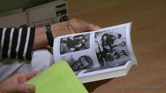 Franco CERRI presenta il libro Saro' Franco (5)