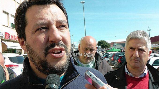 Salvini sarà in Umbria, Foligno e l'Altotevere le tappe principali