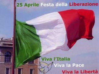 25 aprile 2016, celebrato il 71esimo anniversario della Liberazione