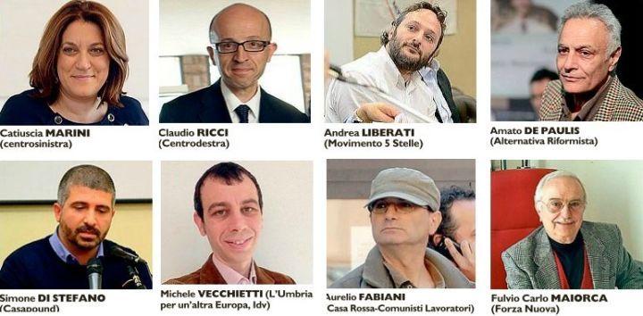 i-candidati-regione