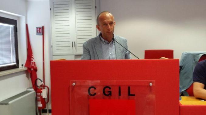 Filippo Ciavaglia eletto segretario generale cgil