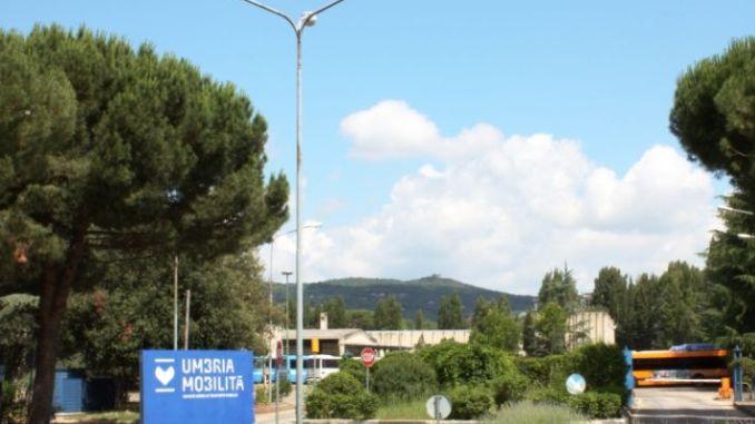 umbria mobilità - ingresso sede di perugia