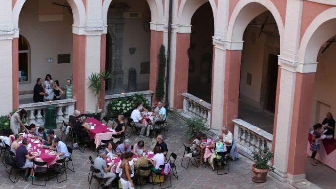 """Perugia: """"Cena al Museo - Alle radici del tempo"""""""