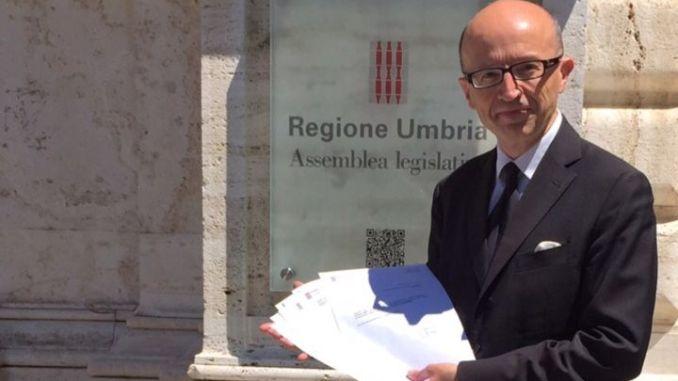 Regione Umbria spreca 1,4 miliardi di euro, Claudio Ricci, serve piano risparmi