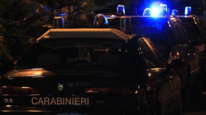 Arresti e denunce a Terni, per un fine settimana di fuoco