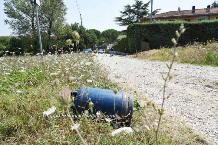 Gruppo Editoriale UmbriaJaournal - Esplosione di Colombella (3)
