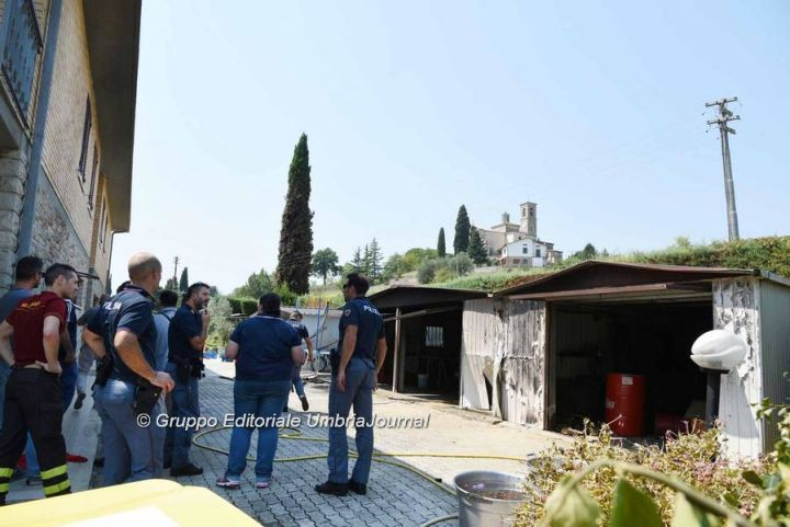 Gruppo Editoriale UmbriaJaournal - Esplosione di Colombella (7)