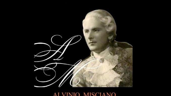 Alvinio Misciano grande tenore
