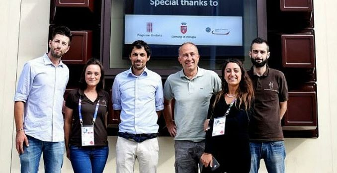 Expo, Sindaco Perugia saluta Eurochocolate