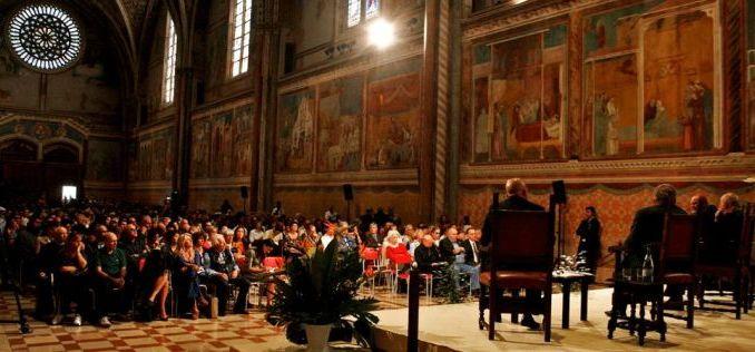 Cortile Francesco, Padre Mauro Gambetti, esperienza umana vissuta insieme