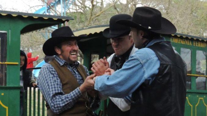 i cowboy a città della domenica