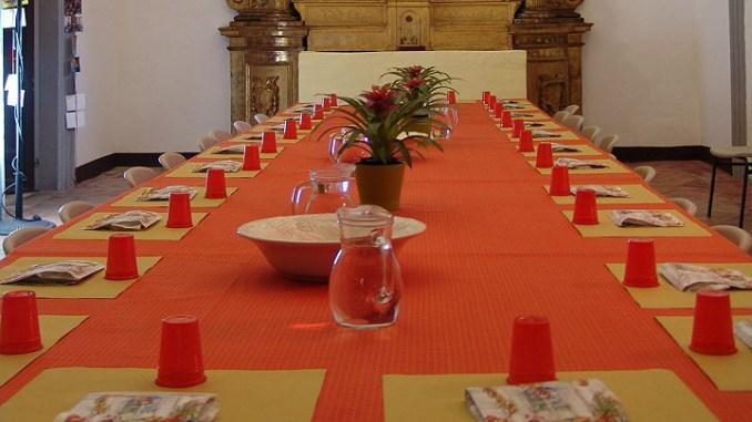 """Punto ristoro sociale """"San Lorenzo"""" non solo 75 pasti giorno si accoglie"""