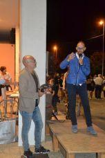 """Avanti Tutta onlus, Leonardo Cenci ha ritirato il premio """"L'Unanuova"""""""