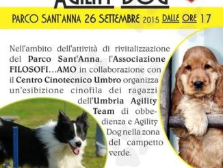 Filosofi... amo al parco Vallone di Sant'Anna di Perugia