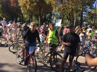 Camminare e pedalare a Perugia: successo per le due manifestazioni