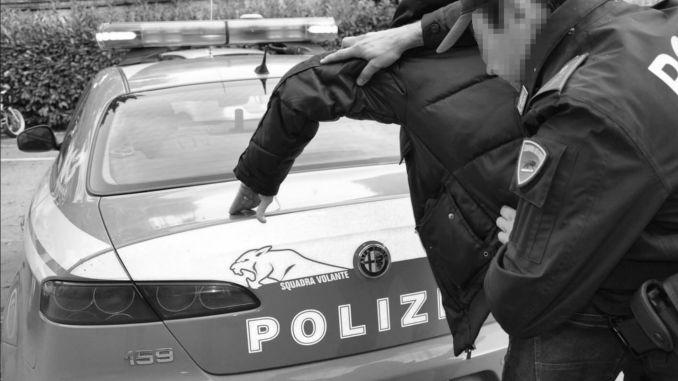 Tunisino arrestato doveva scontare 3 anni e più per droga ora è a Capanne