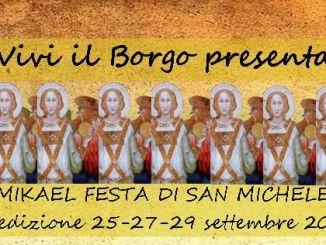 Festa San Michele a Corso Garibaldi di Perugia, tutto pronto