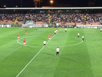 Spezia-Perugia, biancorossi sconfitti (1-0)