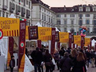 Città di Torino presenta CioccolaTò 2015 al cluster del cioccolato Expo
