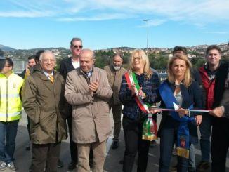 Inaugurata nuova viabilità in via Pievaiola tra Perugia e San Sisto