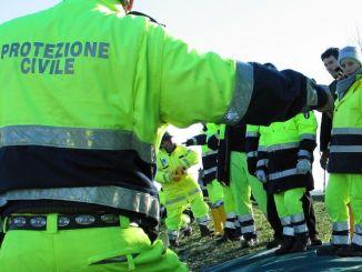 Protezione civile Umbria a Benevento, partita colonna mobile da Foligno