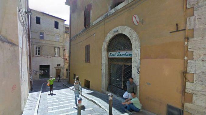 Nuova Aula Studio per Studenti – Urban Center a Perugia