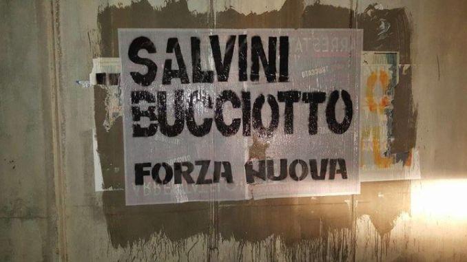 Salvini e Meloni fuori dai Maroni!