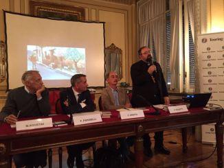 Taccuino la Via di Francesco presentato a Milano, Paparelli, Umbria terra di accoglienza