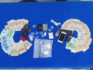 Spaccio droga, arrestato un trentenne albanese a Spoleto