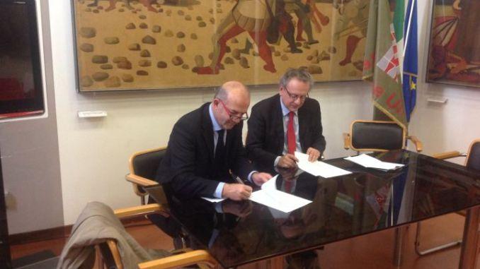 Casa, fondo garanzia regione umbria-gepafin, firmata convenzione