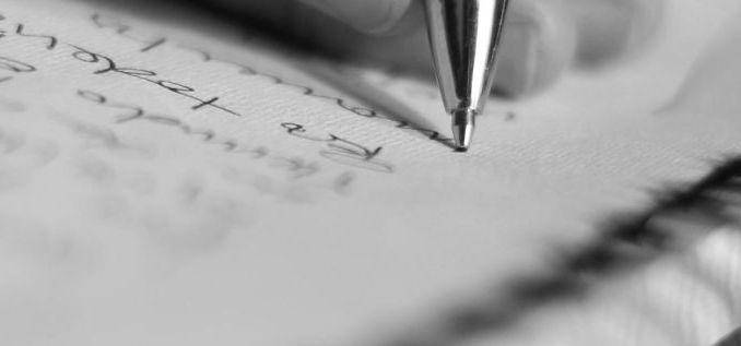 I falsi in scrittura: imitazioni e dissimulazioni, conferenza e presentazione corsi di grafologia