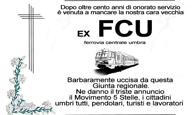 Campane a morto per l'ex Fcu, Liberati, finisce con la Spoleto-Norcia