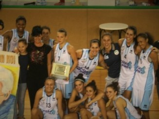 Basket donne, Umbertide in campo a Torino