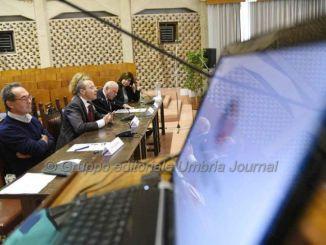 Presidente Varasano in visita all'Unistra