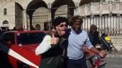 Driving Through Perugia Cenci e Wagué