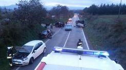 Mega incidente lungo Pievaiola, diversi feriti