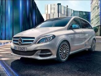 Anche la concessionaria Rossi Mercedes-Benz promuove sviluppo mobilità elettrica. Martedì 24 novembre in via del Tabacchificio, test drive vetture Classe B Electric Drive