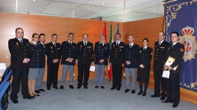 La Spagna premia la polizia postale di Perugia