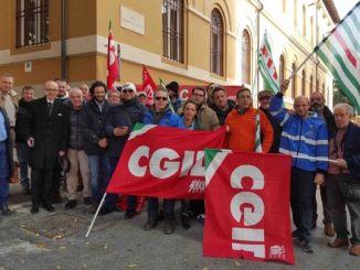 Sipa e Saba: alta adesione allo sciopero