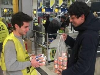 Colletta alimentare 2015, sindaco Romizi ringrazia volontari