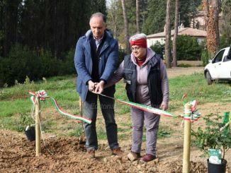 Inaugurati gli Orti Urbani a San Matteo degli Armeni